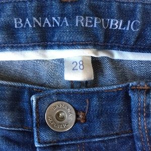 Banana Republic Jeans - Banana Republic Ladies size 28 skinny jeans NICE!